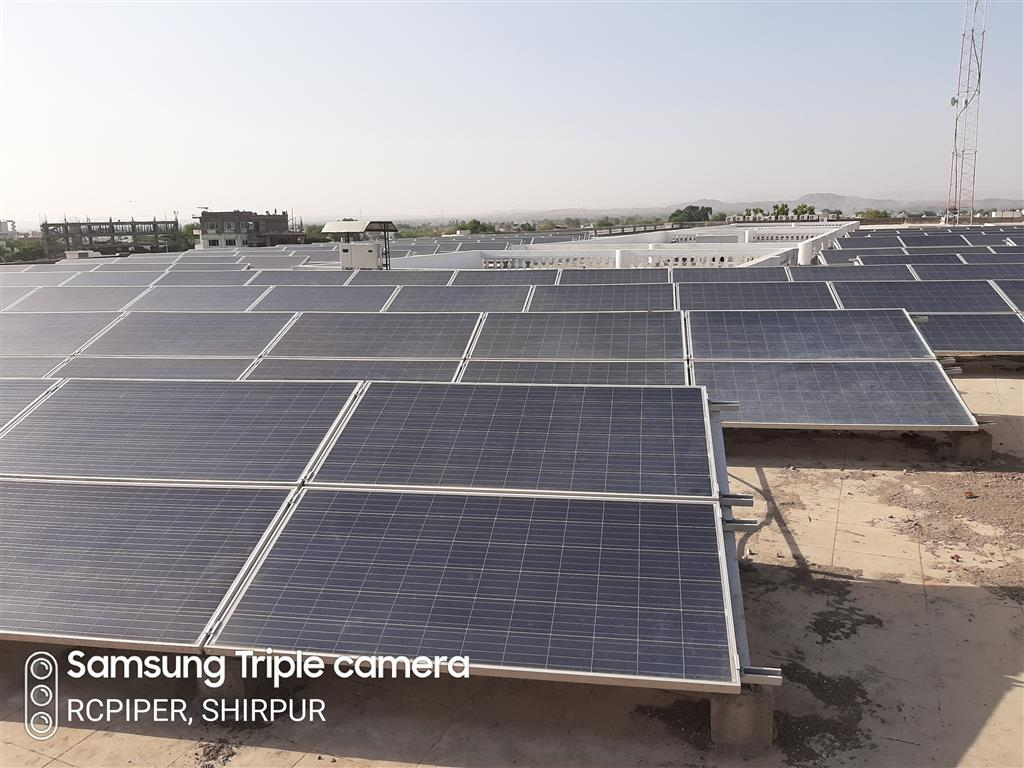 Rooftop solar system 3